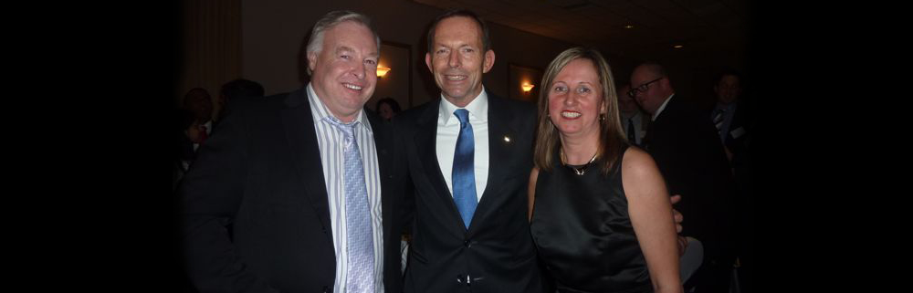 King's Fibreglass and Tony Abbott